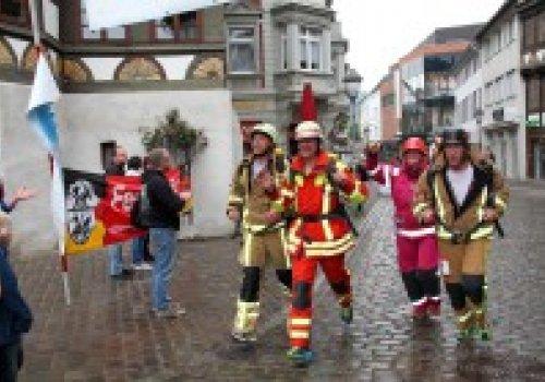 PRESSEMITTEILUNG Feuerwehrlauf